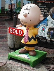 Charlie Brown: Realtor Charlie by A.M. Kuchling