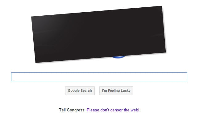 Google's Take on SOPA & PIPA