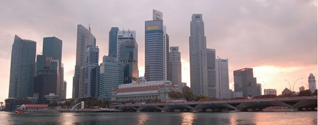 Singapore real estate investment