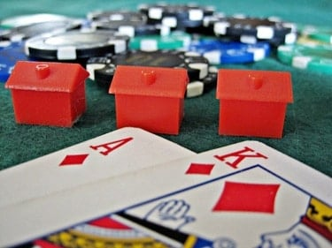 Post image for Real Estate Investing Like a Game of Blackjack