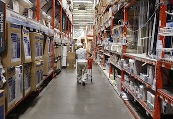 "Post image for ""Robbed"" At Home Depot – A Survivor Fighting Back"