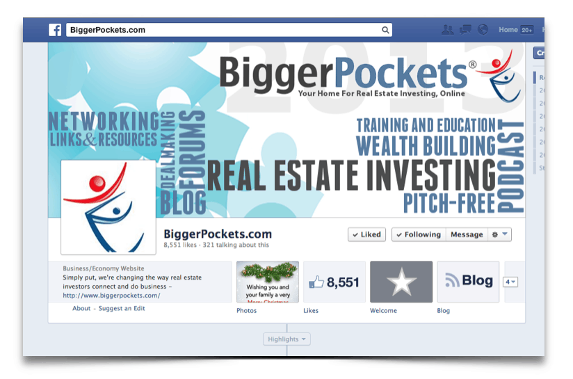 BiggerPockets: The Real Estate Investing Social Network