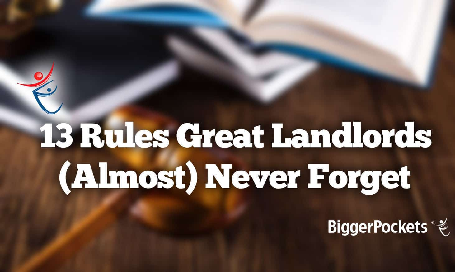 13 Great Rules Landlords