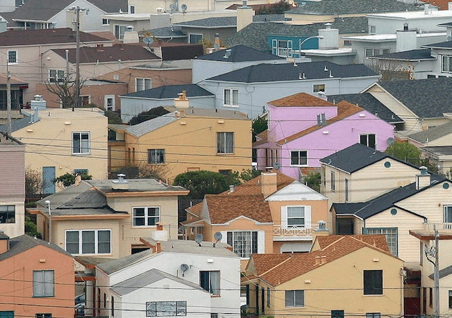 California Housing Market Losing Momentum