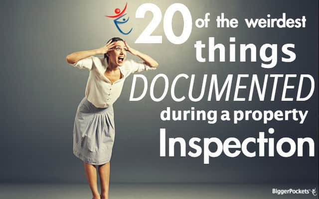 20 Of The Weirdest Things Documented During Property Inspections (Some Of These Will Blow Your Mind, Especially #2)
