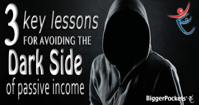 Lessons in Passive Income