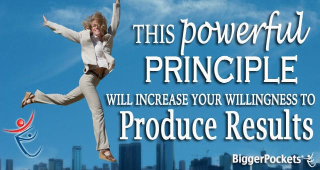 Increase Your Willingness to Produce Results