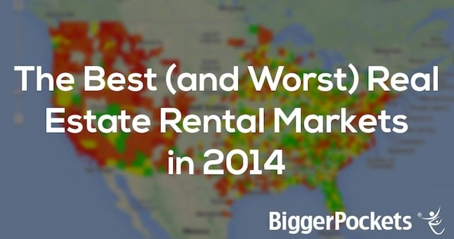 Post image for The Best (and Worst) US Real Estate Rental Markets in 2014