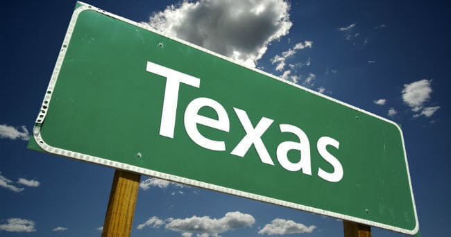 Invest In Texas, Not California