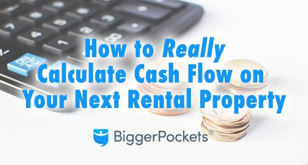 how to calculate cashflow