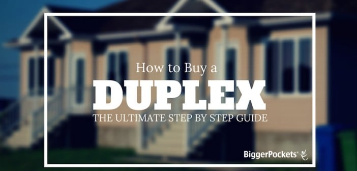 How to Buy a Duplex