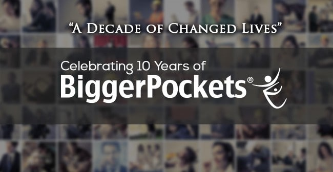 10 Years of BiggerPockets