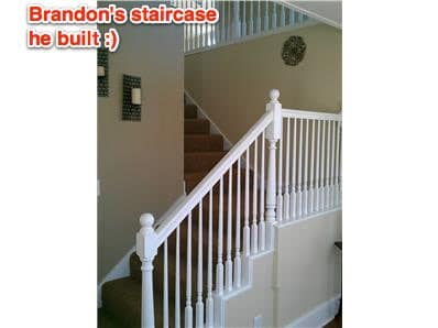brandon staircase
