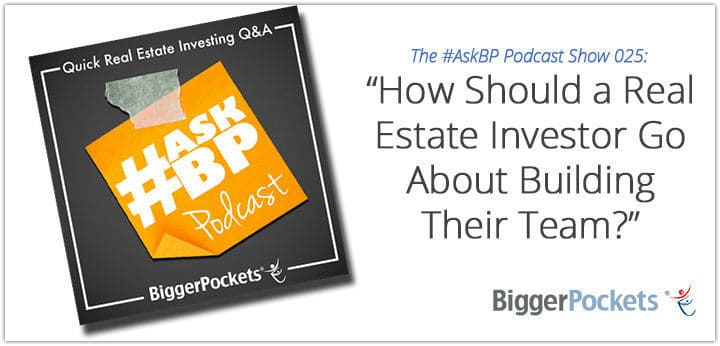 why be a real estate investor