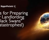 "9 Tips for Preparing For Landlording ""Black Swans"" (Catastrophes!)"
