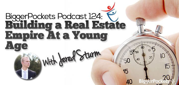 Show 124 with Jered Sturm