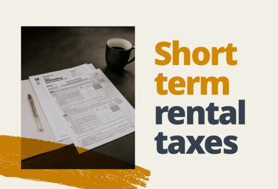 Do Short-Term Rental Hosts Have a Bigger Tax Burden? Here's What to Know