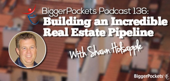 show 136 with Shawn Hosapple