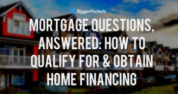 mortgage questions