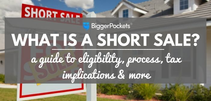 what-is-a-short-sale