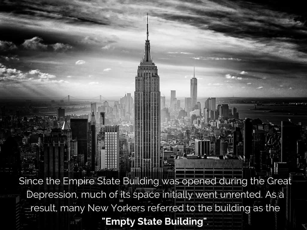 Empty State Building