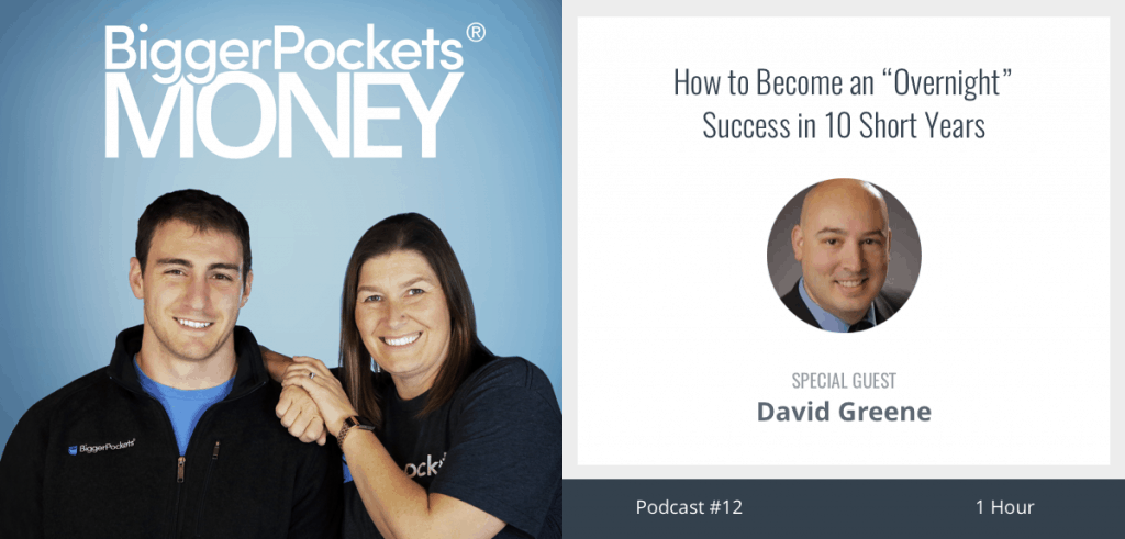 "How to Become an ""Overnight"" Success in 10 Short Years with David Greene"