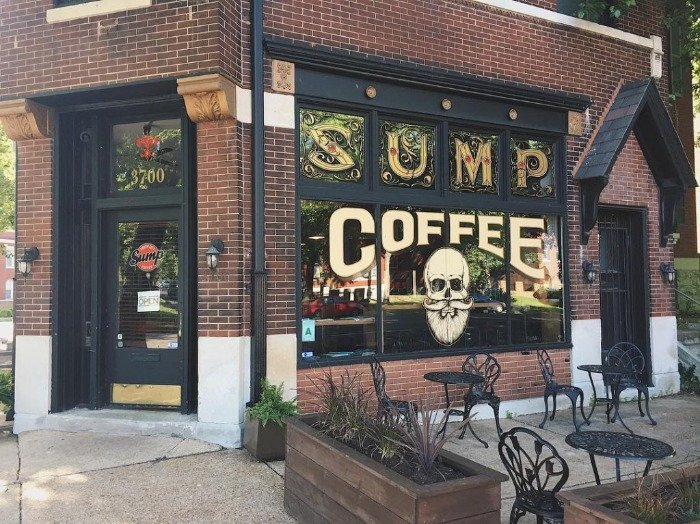 Sump Coffee: 3700 S Jefferson Ave, St. Louis, MO 63118