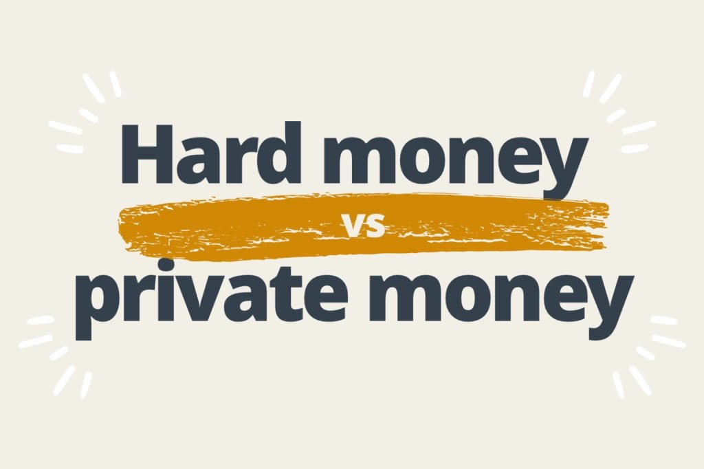 Hard Money vs. Private Money: Choosing the Best Creative Financing Solution for You