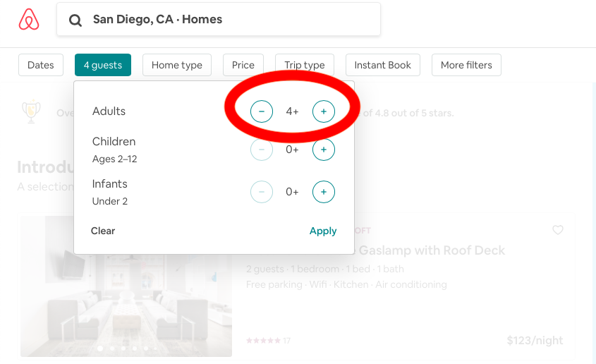 how to use airbnb for market research