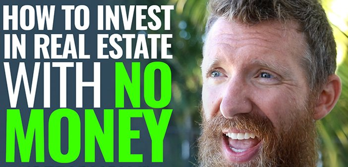 How to Invest in Real Estate With No Money (Seriously!)