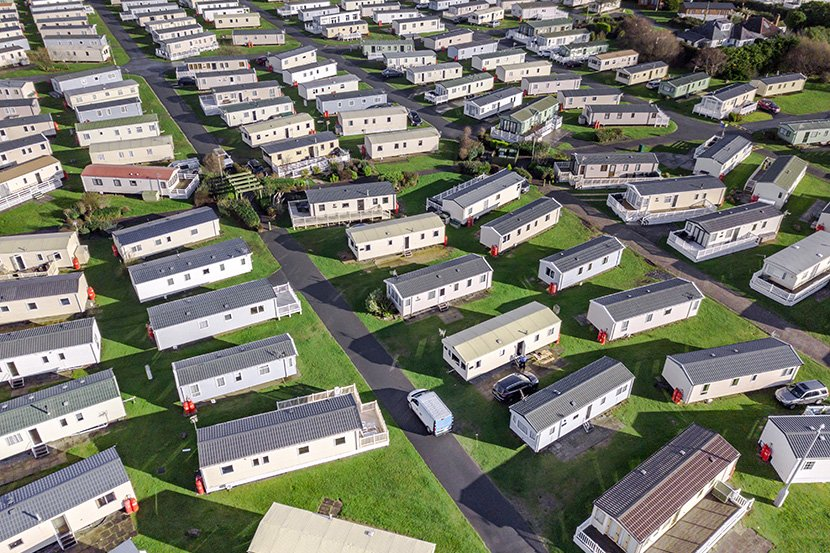 Why You Shouldn't Rule Out Investing in Mobile Home Parks