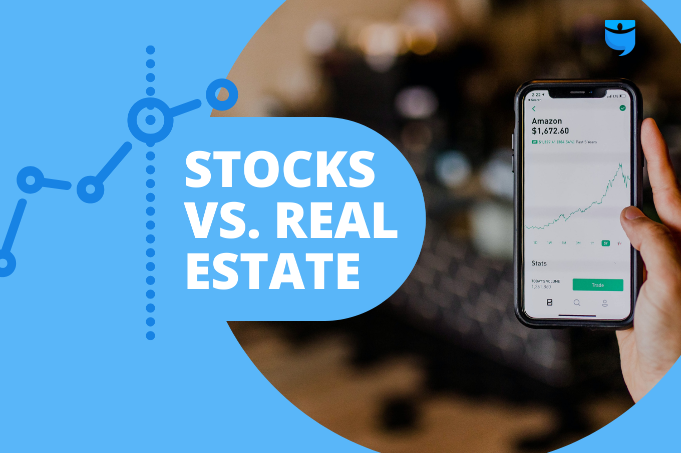 What Offers the Best Return on Investment? 145 Years of Real Estate vs. Stocks