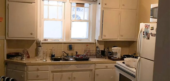 Budget Friendly Diy Kitchen Remodel With Before And After Photos Blog