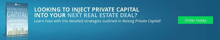 raising private capitol blog ad