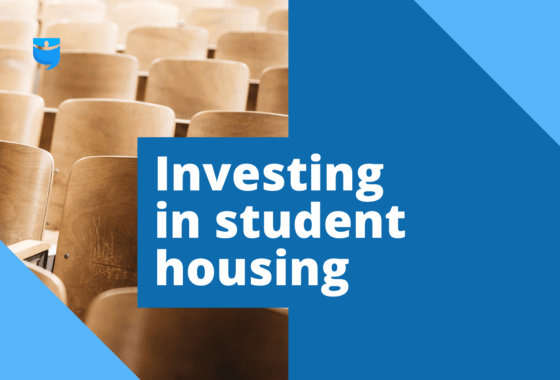 Now Is the Best Time To Invest in Student Housing — Here's Why