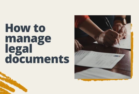 Here's Why You Should Manage Your Legal Documents Digitally