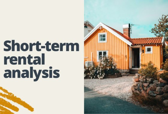 How to Analyze a Short-Term Rental—From Cleaning to Cash Flow
