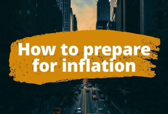 Inflation Is Coming—Here's How to Prepare (And Invest!)