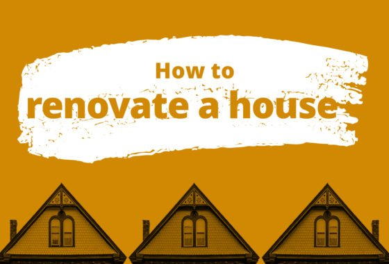 How to Renovate a House—Whether You're Renting, Flipping, or Moving In
