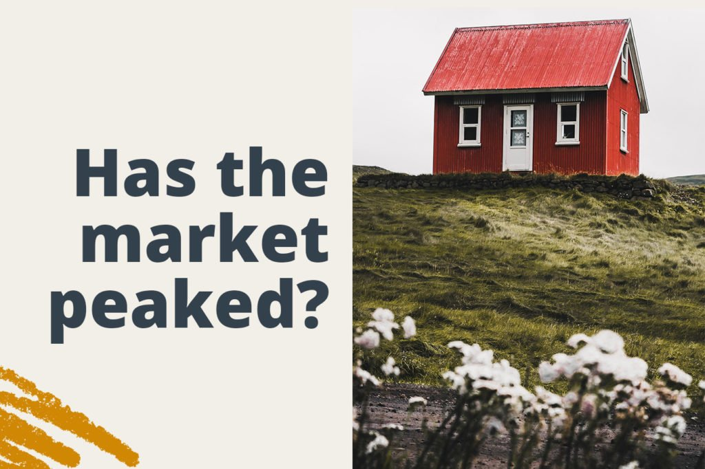 Home Prices Continue to Rise—But Has the Market Reached Its Peak?